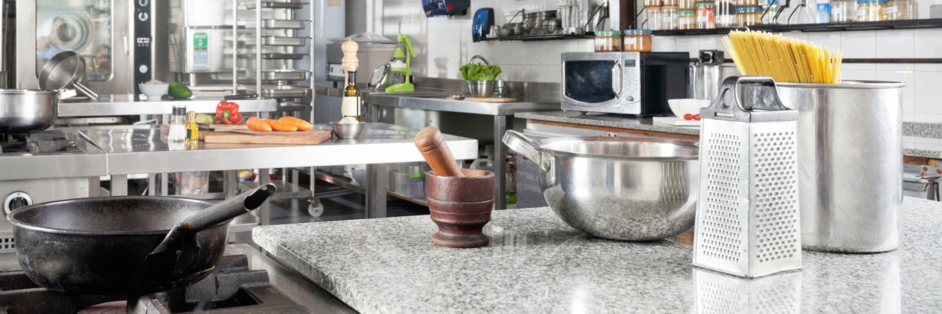 Commercial Kitchen Company & IT Support
