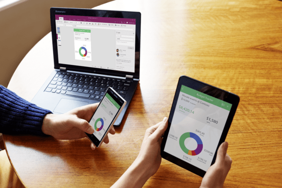 Microsoft Azure any device